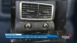 Audi owner wants repairs after car fills with smoke, boots blamed