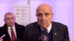 Giuliani says 'has to be an overthrow' of Iran's regime