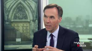 GDP growth is the measure that stimulus is working:Morneau