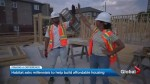Millennials come together to build homes, change lives across the GTA