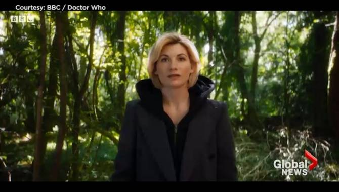 Nude Pics Of Doctor Who Actor Stir Backlash Against U.K