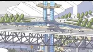 Bike lanes playing large part in redesign plans for the Granville Bridge