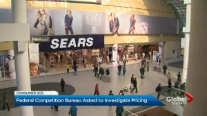 Sears facing competition board inquiry
