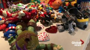 Once-loved toys get second chance