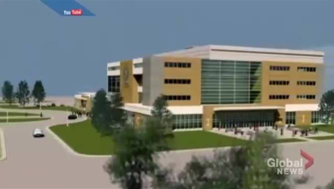 Future Vaudreuil-Soulanges hospital moving to another site