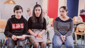 Dutch church holding month-long service to provide family asylum