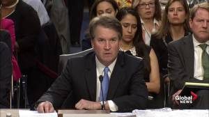 Kavanaugh clarifies if he spoke about Mueller at Trump's lawyer's law firm