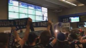 Southsiders stage protest at Vancouver Whitecaps game