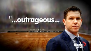Luke Walton calls claims of sexual assault 'outrageous'
