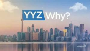 YYZ Why? Show special answers why certain Toronto landmarks, places exist.