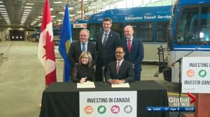 Federal government commits $3.3B for Alberta infrastructure projects