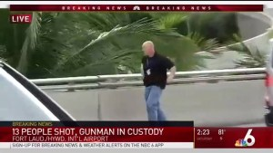 Police, swat personnel rush to on-going incident at Fort Lauderdale airport