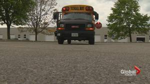 Examining why seat belts aren't mandatory on school buses
