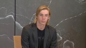 Denis Shapovalov gets that his name is very hard to pronounce