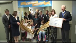 Childhood Cancer Centre opens at PRHC