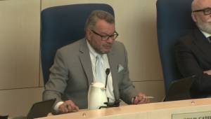 City of Champions debate sees tempers flare at city hall
