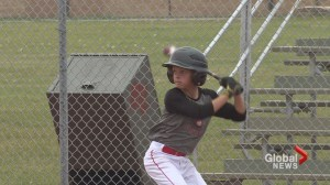 Local youth baseball team to represent Canada at international tournament