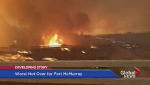 Alberta government declares state of emergency due to wildfires