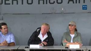 Trump tells Puerto Rico they've 'thrown our budget out of whack'