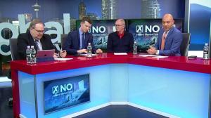 Global News panel discusses 'no' vote in Calgary's Olympic plebiscite