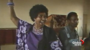 South African freedom fighter Winnie Madikizela-Mandela dies at 81