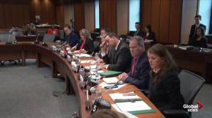 Liberals vote down request for defence committee to study Norman case (00:38)
