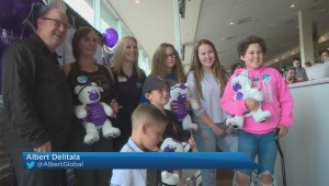 Stollery fundraising superstars recognized
