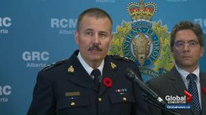Police reveal new details about Sherwood Park explosions