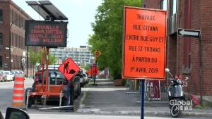 Griffintown business owners worried construction will hurt their bottom line