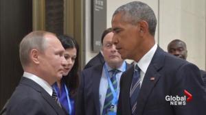 Putin accuses Obama administration of undermining Donald Trump