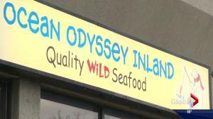 Iceland Air brings fresh seafood to Edmonton