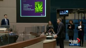 Calgarians express opinions on marijuana legislation
