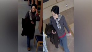 University police in Maryland searching for mother in search of date for son