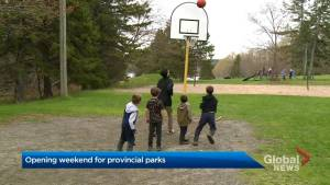 Summer unofficially starts as provincial and national parks open in New Brunswick