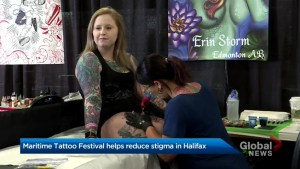 Maritime tattoo festival draws body art enthusiasts from across North America