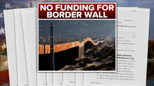 Trump refuses to sign U.S. funding bill to avert shutdown due to no money for border wall