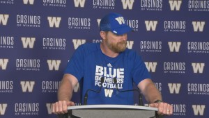 RAW: Blue Bombers Mike O'Shea – Sept. 7