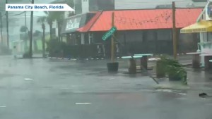 Hurricane Michael slams into Florida Panhandle
