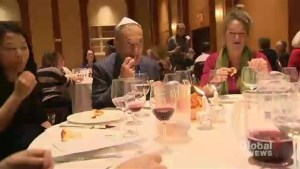 Shabat dinner brings Muslims and Jews together for Muslim Awareness Week