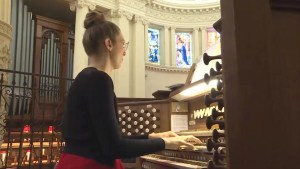 Renowned Canadian organist plays Kingston