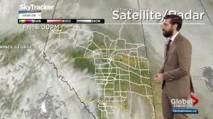 Edmonton Weather Forecast: March 23