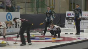 HIGHLIGHTS: MB Scotties Jennifer Jones vs Kristy Watling