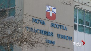 Teachers union gears up for fight against N.S. government