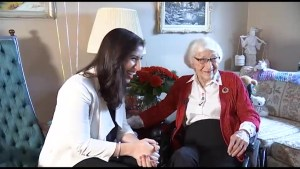 Meet 105-year-old Peterborough resident, Marguerite Cook