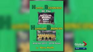 Humboldt Broncos book backlash