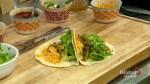 Vegetarian oyster mushroom tacos from Frontiersmen Trading