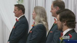 Alberta woman battling cancer says 'I do' thanks to help of complete strangers