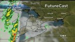 Sunny on Saturday, rain possible to cap off the weekend