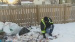 Needles and drug paraphernalia littering streets of Winnipeg