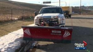 Warm temps, little snowfall a struggle for Calgary's WinSport facility
